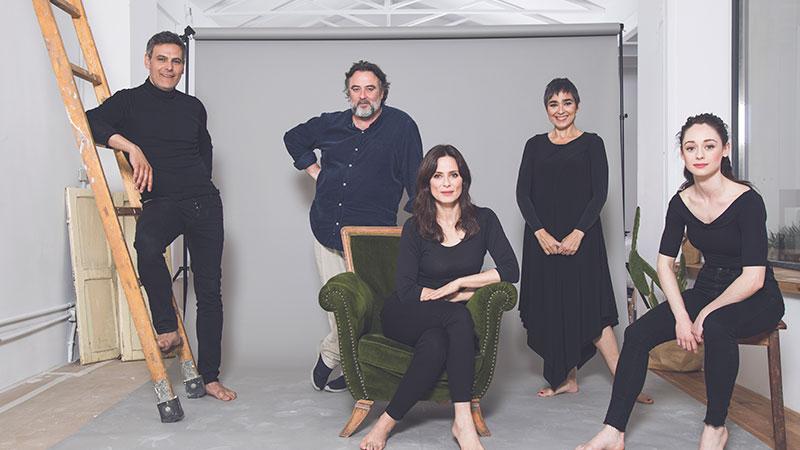 El equipo de 'La vuelta de Nora' (www.lavueltadenora.com)
