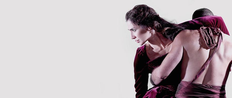 Marta Poveda da vida a Diana en 'El Perro del Hortelano' // FOTO: CNTC
