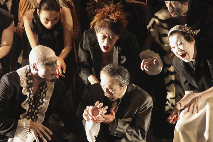 Imagen promocional de 'El Público' (www.teatrocircomurcia.es)