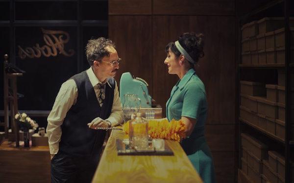 Íñigo Rodríguez-Claro y María Morales // Vanessa Rabade (www.kamikaze-producciones.es)