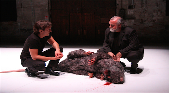 'El policía de las ratas', de Teatre Lliure