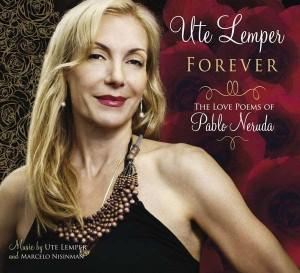La cantante Ute Lemper cantará a Neruda